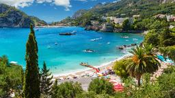 Find cheap flights from Reagan Washington National Airport to Corfu Ioannis Kapodistrias
