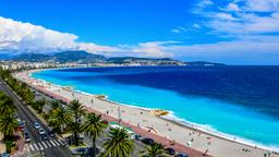 Find cheap flights from District of Columbia to Nice