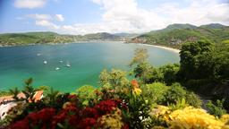Find cheap flights from Manchester to Ixtapa