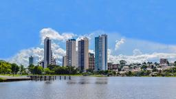 Find cheap flights from District of Columbia to Campo Grande