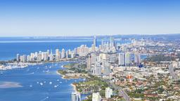 Find cheap flights from San Francisco to Gold Coast