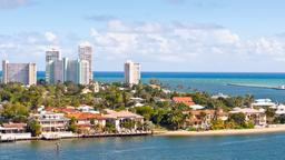 Find cheap flights from Washington to Fort Lauderdale