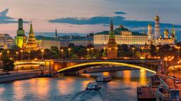 Find cheap flights to Moscow Sheremetyevo Airport