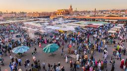 Marrakesh hotels near Souk de la Medina