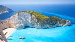 Find cheap flights from Texas to Zakynthos