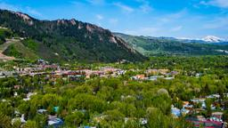 Aspen hotels near Wheeler Stallard House Museum