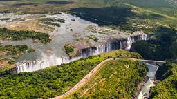 Find cheap flights from New York to Zimbabwe