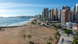 Find cheap flights from Michigan to Fortaleza