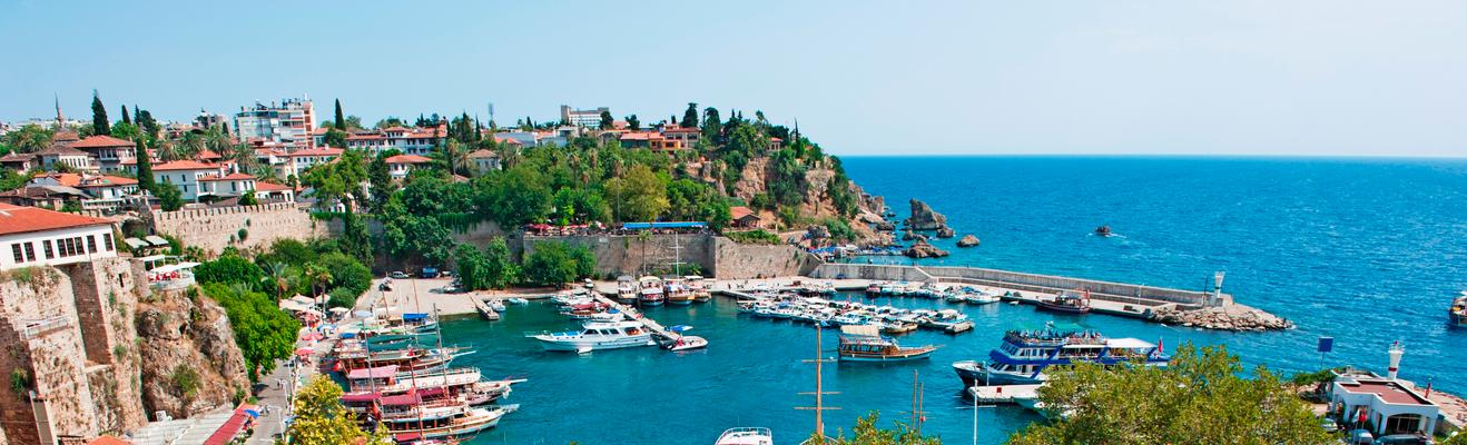 Antalya - Beach, Romantic, Shopping, Urban, Historic, Nightlife