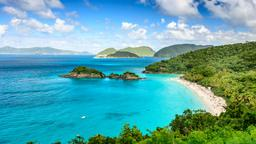 Find cheap flights from Louisiana to the U.S. Virgin Islands