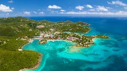 Find cheap flights from Colorado Springs to the U.S. Virgin Islands