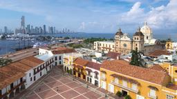 Find cheap flights from Burbank to Cartagena