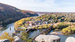 Find cheap flights from South America to West Virginia