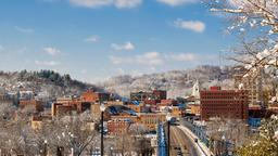 Find cheap flights from North America to West Virginia