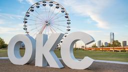 Find cheap flights from Helena to Oklahoma City
