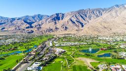 Find cheap flights from Island of Hawai'i to Palm Springs