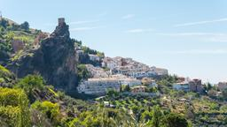 Find cheap flights from Boston to Andalusia