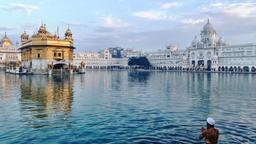 Find cheap flights to Amritsar