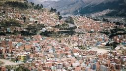 Find cheap flights from District of Columbia to Bolivia
