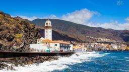 Find cheap flights from San Jose to Santa Cruz de Tenerife Tenerife-Norte