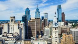 Find cheap flights from Nantes to Philadelphia