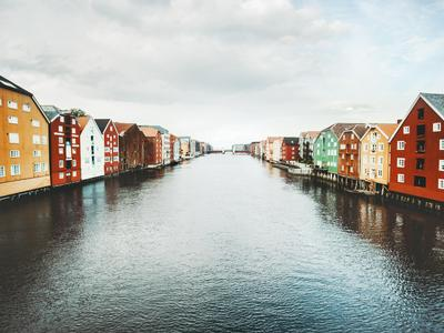 Cheap flights to norway from 325 kayak trondheim from new york fandeluxe Images