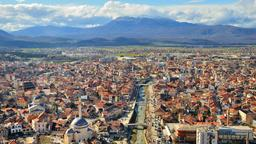 Find cheap flights from Chicago O'Hare Airport to Kosovo