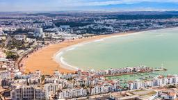 Find cheap flights from Georgia to Agadir