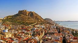 Find cheap flights from Arkansas to Alicante