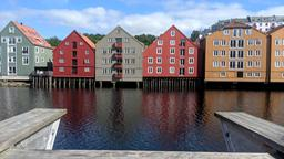 Find cheap flights from Washington to Trondheim