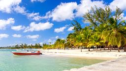 Find cheap flights from Eugene to the Dominican Republic
