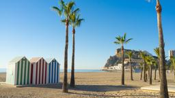 Find cheap flights from Santa Ana to Alicante