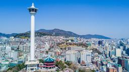 Find cheap flights to Busan