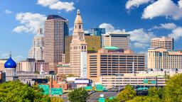 Find cheap flights from Kingston to Hartford