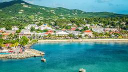 Find cheap flights from El Paso to Saint Croix