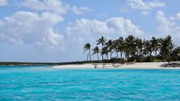 Find cheap flights from Long Beach to Exuma