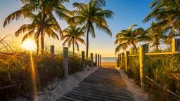 Find cheap flights from Detroit to Key West