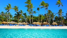 Find cheap flights from Iowa to the Dominican Republic