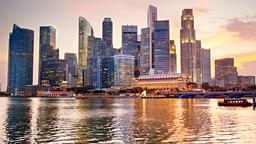 Find cheap flights from Yosemite National Park to Singapore