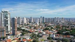 Find cheap flights from Miami to Goiânia