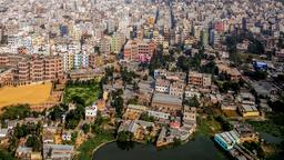 Find cheap flights from Albuquerque to Dhaka