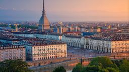 Find cheap flights from Milwaukee to Turin
