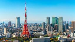 Find cheap flights from Evansville to Tokyo