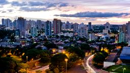 Find cheap flights from District of Columbia to Londrina