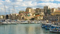 Find cheap flights from Greenville to Heraklion