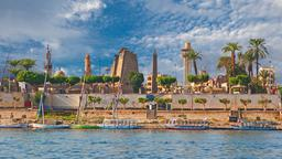 Find First Class Flights to Luxor