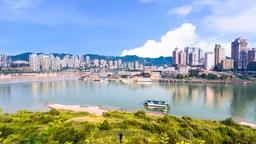 Find cheap flights from Indiana to Chongqing