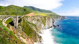 Find cheap flights from Stockholm to Monterey