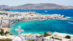 Find cheap flights from Indiana to Naxos Island