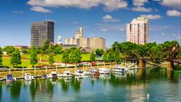Find cheap flights from Denver to Augusta